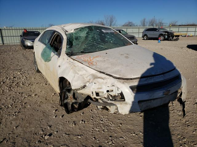 Salvage cars for sale from Copart Kansas City, KS: 2008 Chevrolet Malibu 1LT