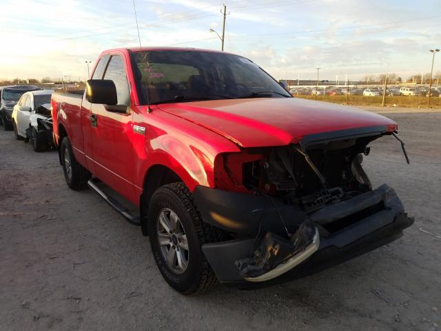 Salvage cars for sale from Copart Indianapolis, IN: 2006 Ford F150