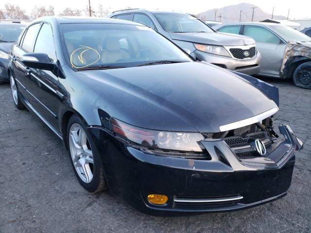 Salvage cars for sale from Copart Colton, CA: 2008 Acura TL