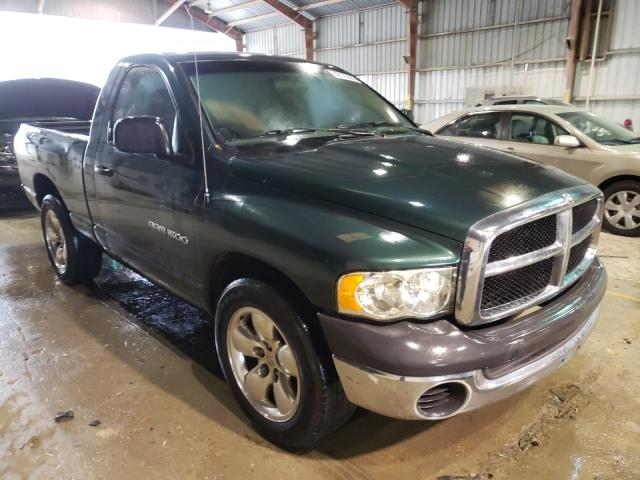 Salvage cars for sale from Copart Greenwell Springs, LA: 2002 Dodge RAM 1500