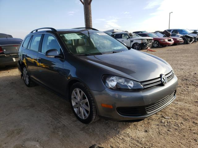 Salvage cars for sale from Copart Temple, TX: 2014 Volkswagen Jetta TDI