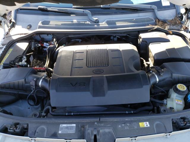 SALAG2D44BA552082 2011 Land Rover Lr4 Hse 5.0L