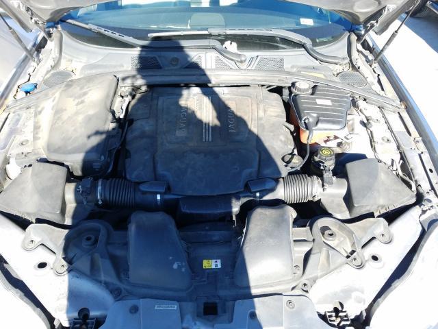 2010 Jaguar XF   Vin: SAJWA0GB9ALR75189