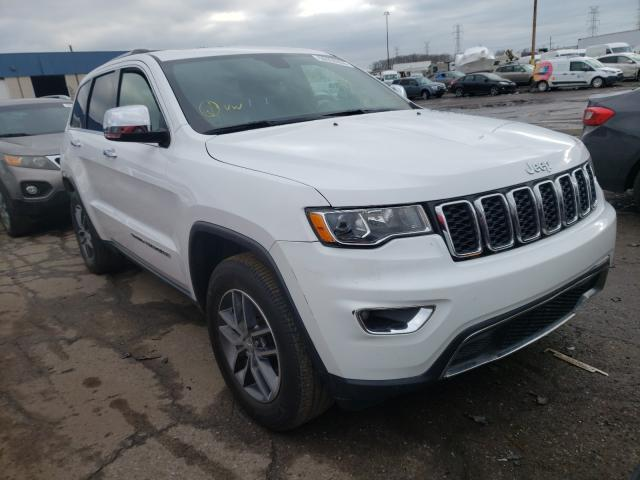 Jeep Vehiculos salvage en venta: 2018 Jeep Grand Cherokee