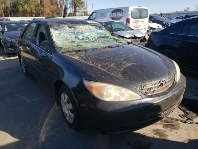 Vehiculos salvage en venta de Copart Dunn, NC: 2002 Toyota Camry