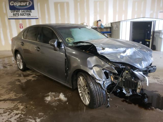 Salvage cars for sale from Copart Chalfont, PA: 2013 Lexus GS 350