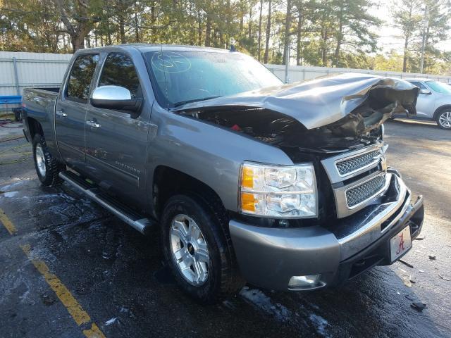 Vehiculos salvage en venta de Copart Eight Mile, AL: 2013 Chevrolet Silverado
