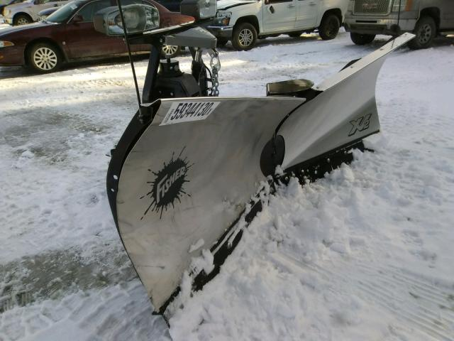 Salvage cars for sale from Copart Lyman, ME: 2019 Fishmaster Plow
