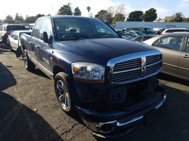 Salvage cars for sale from Copart Vallejo, CA: 2006 Dodge RAM 1500 S