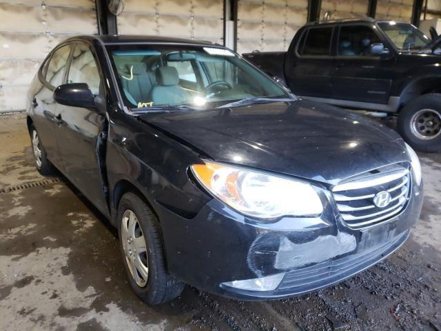 Salvage cars for sale from Copart Graham, WA: 2010 Hyundai Elantra BL