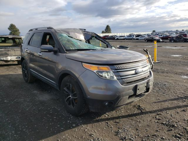 Salvage cars for sale from Copart Airway Heights, WA: 2012 Ford Explorer L