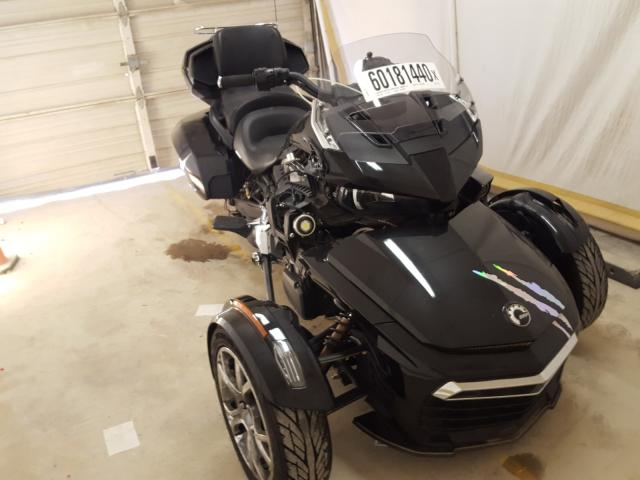 Salvage cars for sale from Copart San Antonio, TX: 2020 Can-Am Spyder ROA