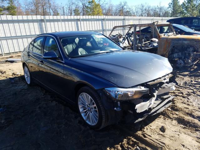 2015 BMW 328 I WBA3A5G5XFNS83055