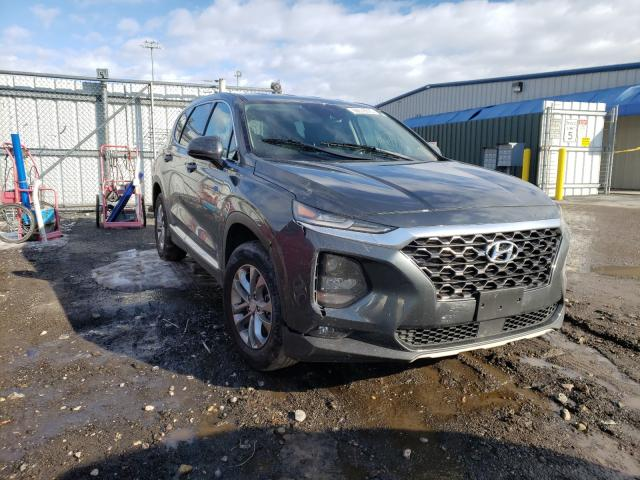 Salvage cars for sale from Copart Finksburg, MD: 2020 Hyundai Santa FE S