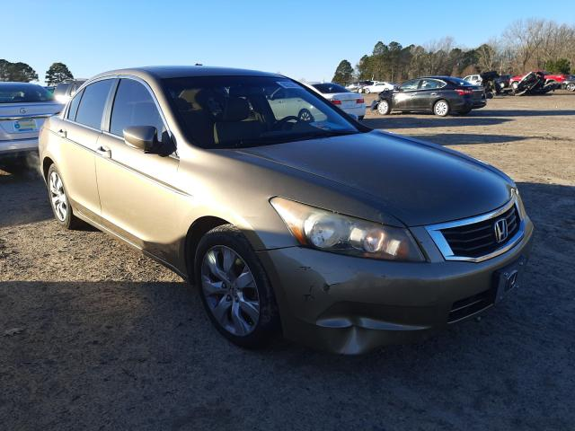 Salvage cars for sale from Copart Conway, AR: 2009 Honda Accord EXL