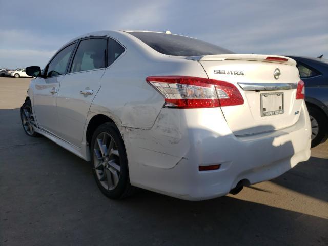 купить 2013 Nissan Sentra S 1.8L 3N1AB7APXDL729363