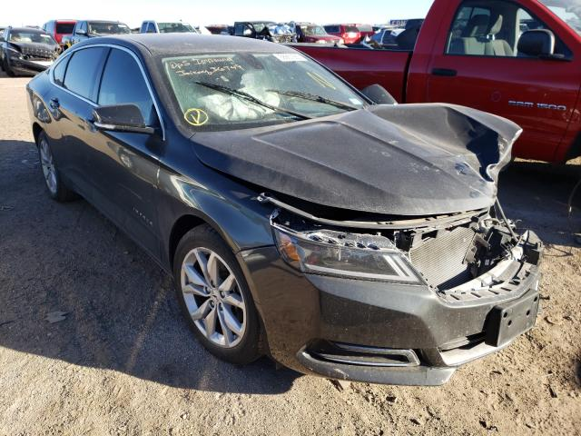 Salvage cars for sale from Copart Amarillo, TX: 2018 Chevrolet Impala LT