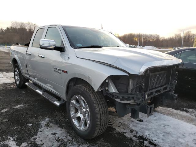 Salvage cars for sale from Copart East Granby, CT: 2014 Dodge RAM 1500 ST