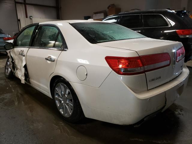 купить 2010 Lincoln Mkz 3.5L 3LNHL2JC3AR650047