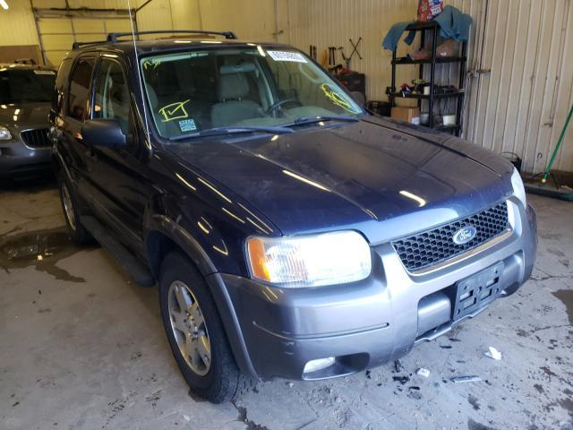 Ford Escape salvage cars for sale: 2004 Ford Escape