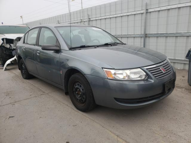 Saturn salvage cars for sale: 2007 Saturn Ion