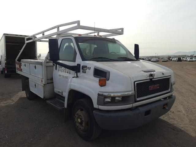 Salvage cars for sale from Copart Phoenix, AZ: 2006 GMC C4500
