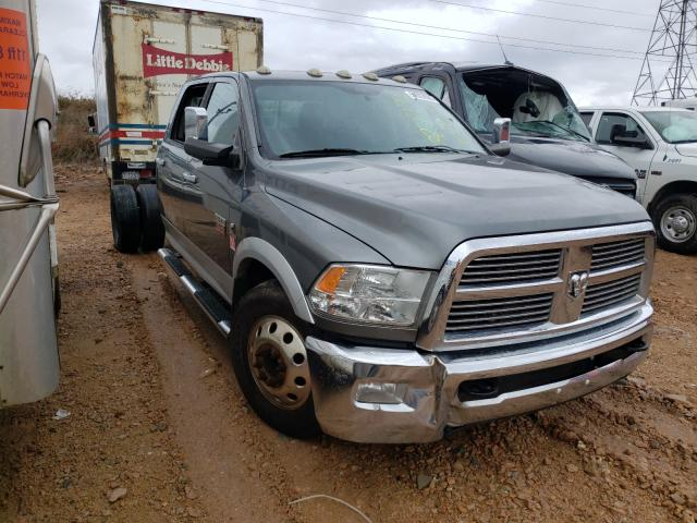 Salvage cars for sale from Copart China Grove, NC: 2012 Dodge RAM 3500 L