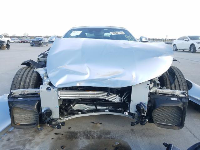 WDDYK8AA3JA022532 2018 Mercedes-Benz Amg Gt C 4.0L