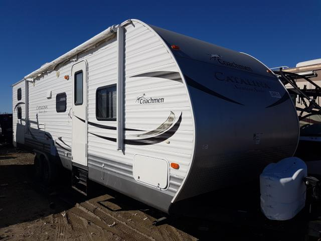 Coachmen salvage cars for sale: 2013 Coachmen Catalina