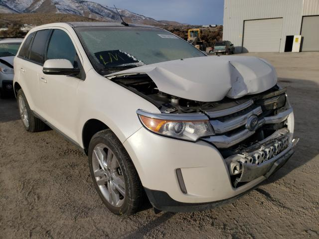2013 FORD EDGE SEL 2FMDK3JC8DBB79040