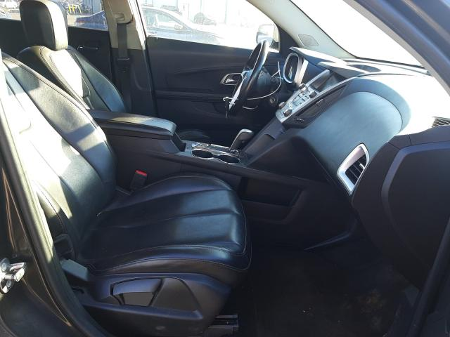 пригнать из сша 2014 Chevrolet Equinox Lt 2.4L 2GNALCEK8E6276861