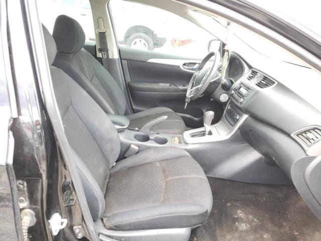 пригнать из сша 2015 Nissan Sentra S 1.8L 3N1AB7AP7FY304558