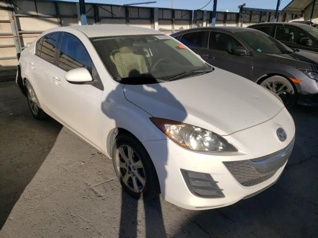 Salvage cars for sale from Copart Anthony, TX: 2010 Mazda 3 I