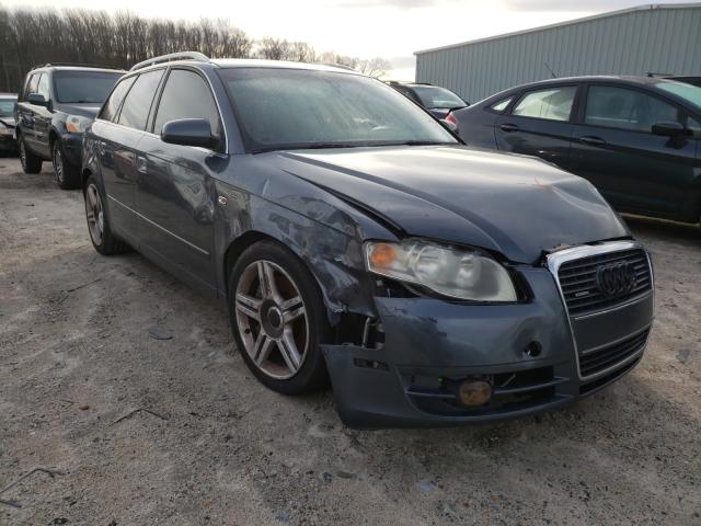Salvage 2005 AUDI A4 - Small image