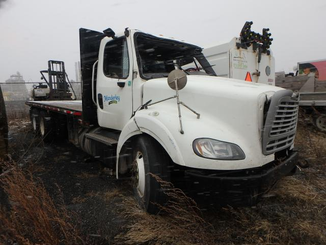Freightliner M2 112 MED salvage cars for sale: 2013 Freightliner M2 112 MED
