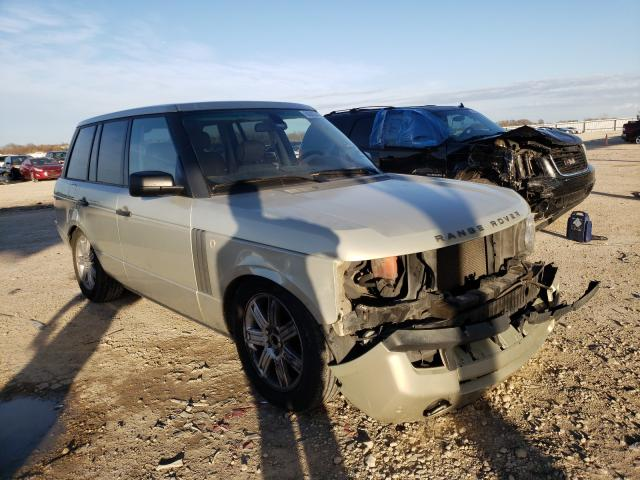 Salvage cars for sale from Copart Temple, TX: 2006 Land Rover Range Rover