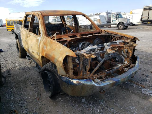 Vehiculos salvage en venta de Copart Lebanon, TN: 2018 Chevrolet Silverado