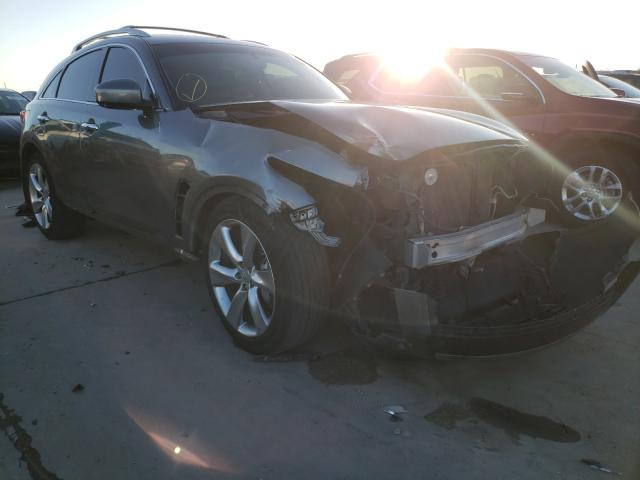 Infiniti FX50 salvage cars for sale: 2013 Infiniti FX50