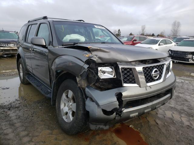 Salvage cars for sale from Copart Eugene, OR: 2005 Nissan Pathfinder