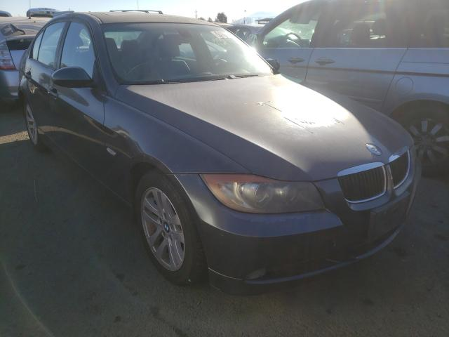 Salvage cars for sale from Copart Martinez, CA: 2006 BMW 3 Series