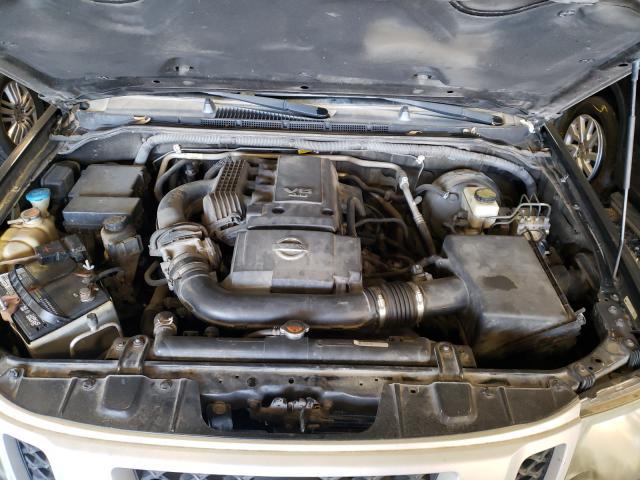 2011 NISSAN XTERRA OFF 5N1AN0NU7BC508447