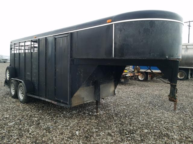 Salvage cars for sale from Copart Lawrenceburg, KY: 2002 Beet Trailer