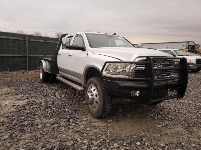 Salvage cars for sale from Copart Madisonville, TN: 2017 Dodge RAM 3500 Longh