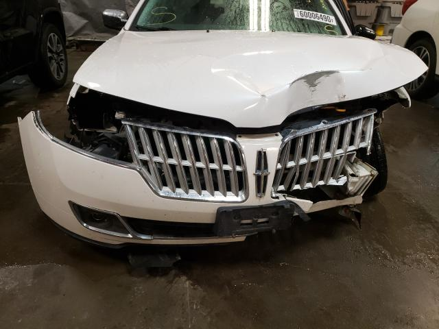 3LNHL2JC3AR650047 2010 Lincoln Mkz 3.5L