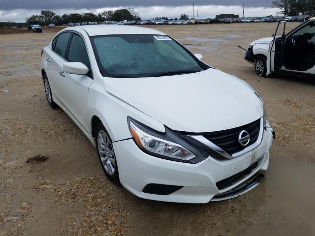 Salvage cars for sale from Copart Newton, AL: 2016 Nissan Altima 2.5