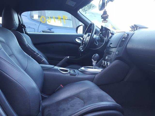 пригнать из сша 2011 Nissan 370Z Base 3.7L JN1AZ4EH6BM550818