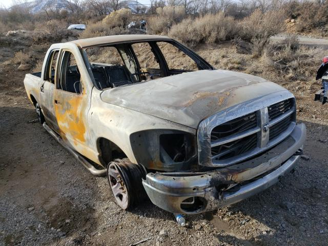 Salvage cars for sale from Copart Reno, NV: 2008 Dodge RAM 2500