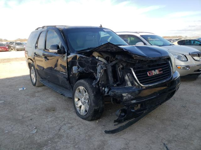 Salvage cars for sale from Copart Temple, TX: 2007 GMC Yukon