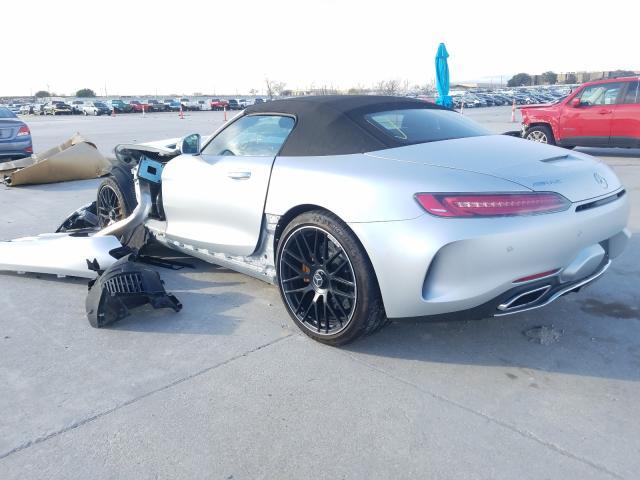 купить 2018 Mercedes-Benz Amg Gt C 4.0L WDDYK8AA3JA022532