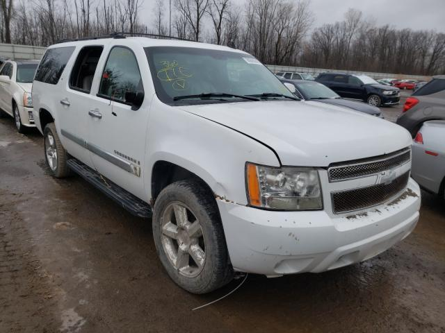 2007 Chevrolet Suburban K for sale in Davison, MI